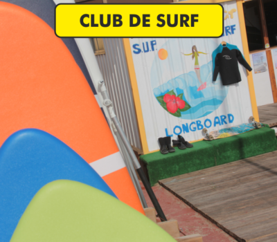 Club de surf en Valencia